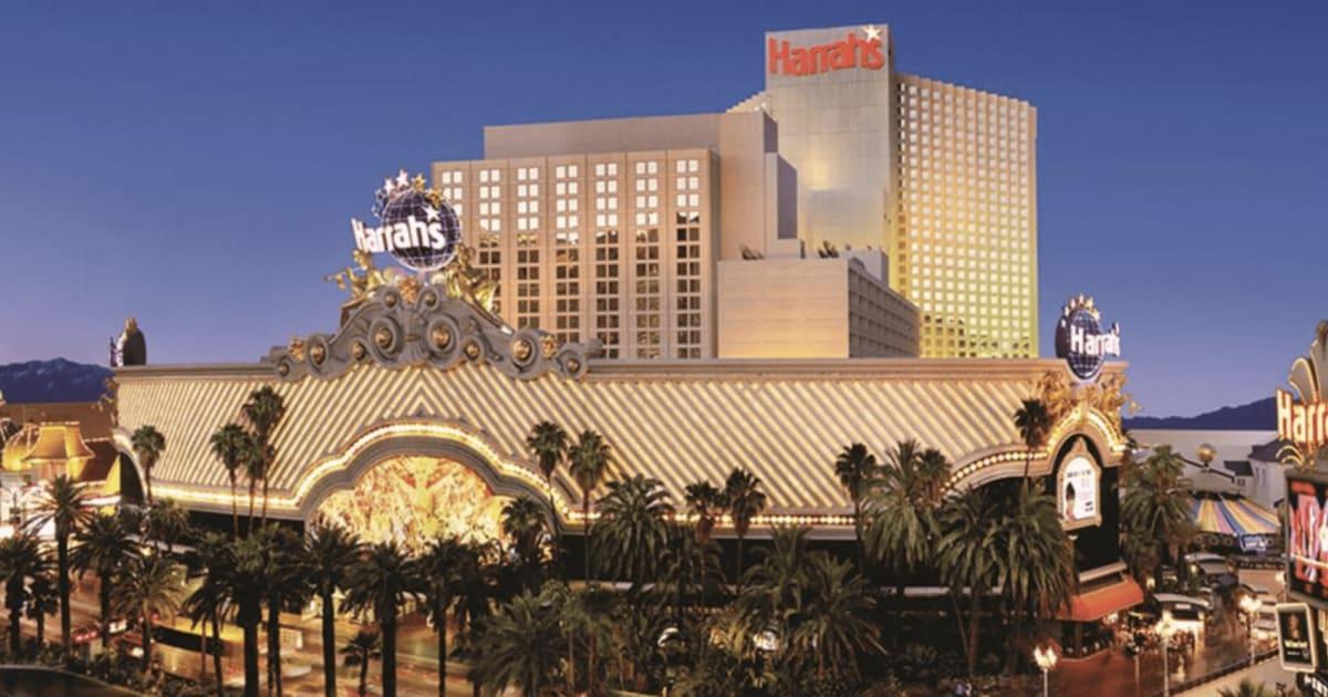 Harrah's Las Vegas esittelee digitaalisen Craps-pöydän